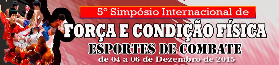 5º Simpósio Internacional de Força & Condição Física